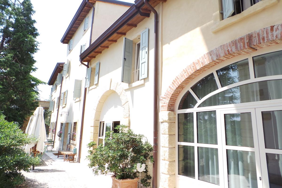 Historische Villa in Valpolicella zum Verkauf