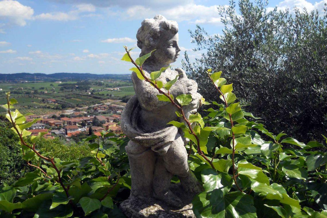 Historische Villa Gardasee Verkauf 04