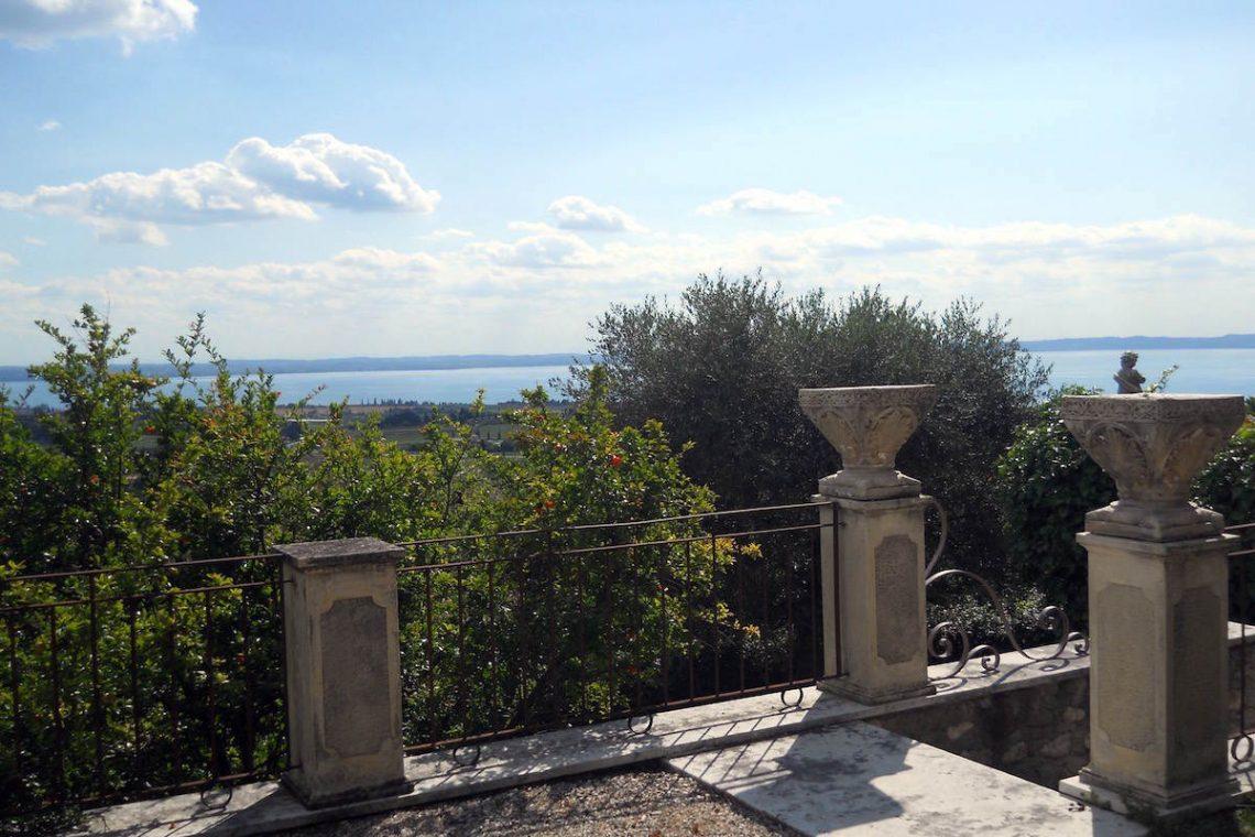 Historische Villa Gardasee Verkauf 07