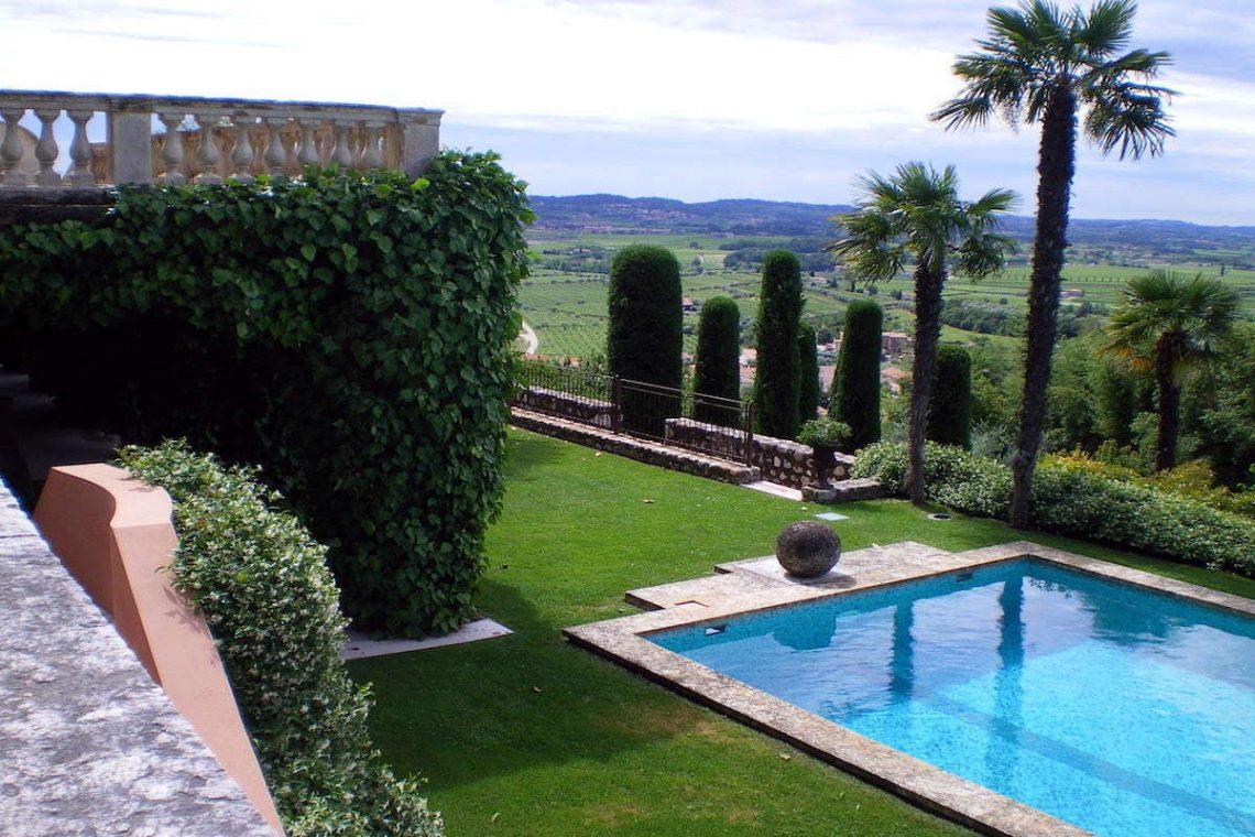 Historische Villa Gardasee Verkauf 09
