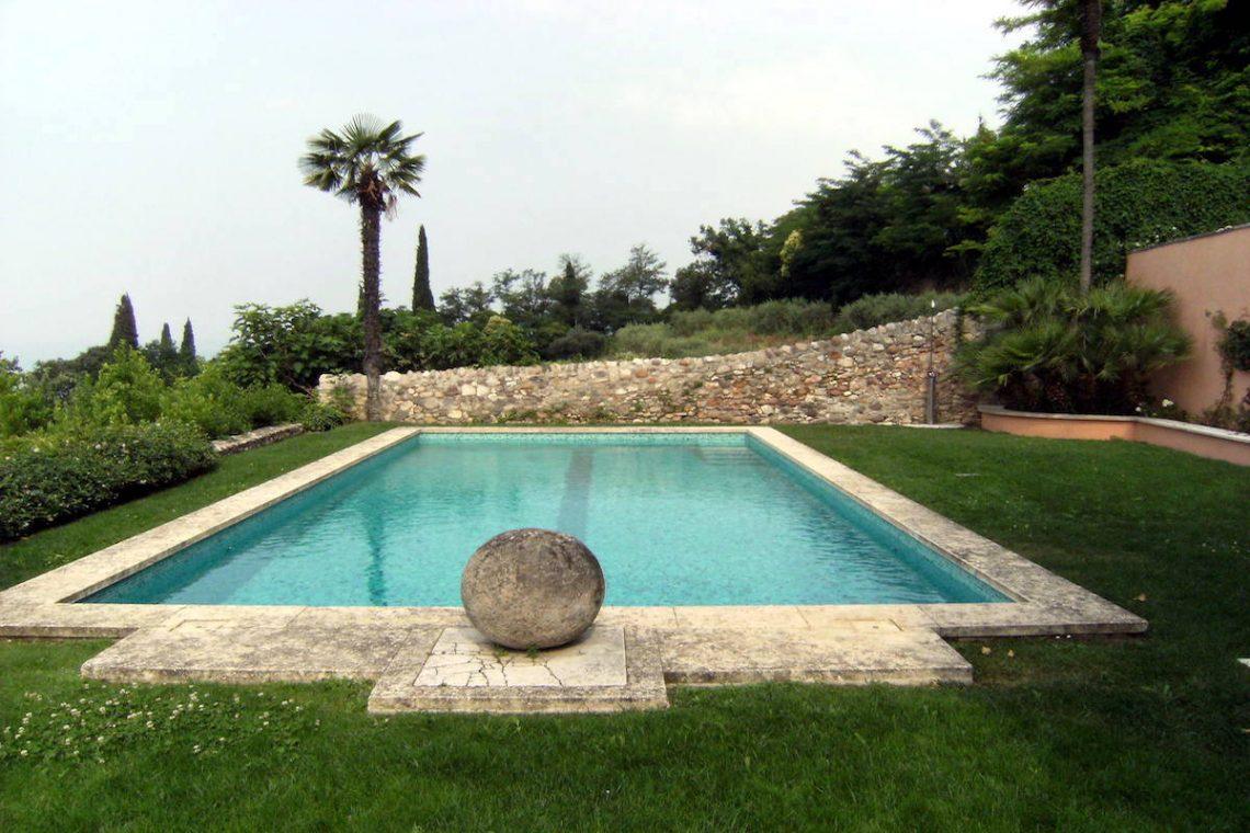 Historische Villa Gardasee Verkauf 11