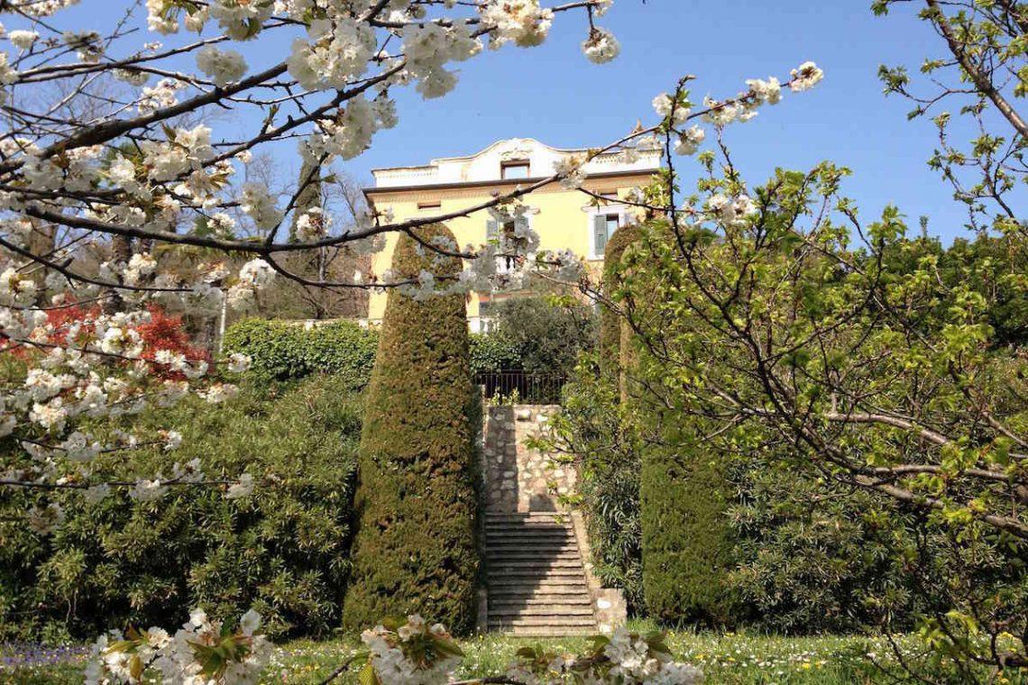 Historische Villa Gardasee Verkauf 14