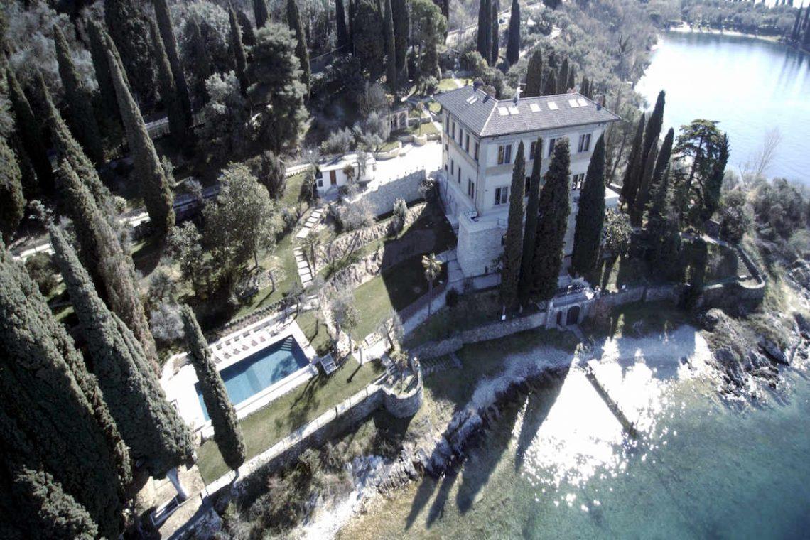 Gardasee Villa zur Miete in Garda, Punta San Vigilio 01
