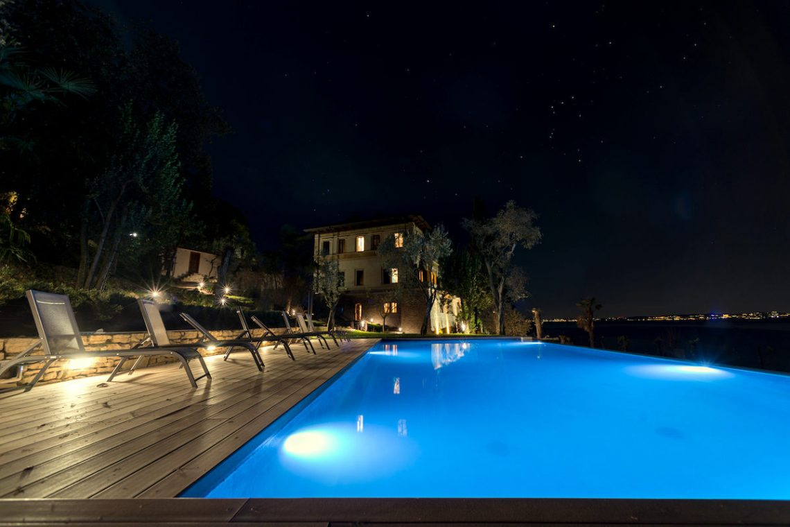Gardasee Villa zur Miete in Garda, Punta San Vigilio 21