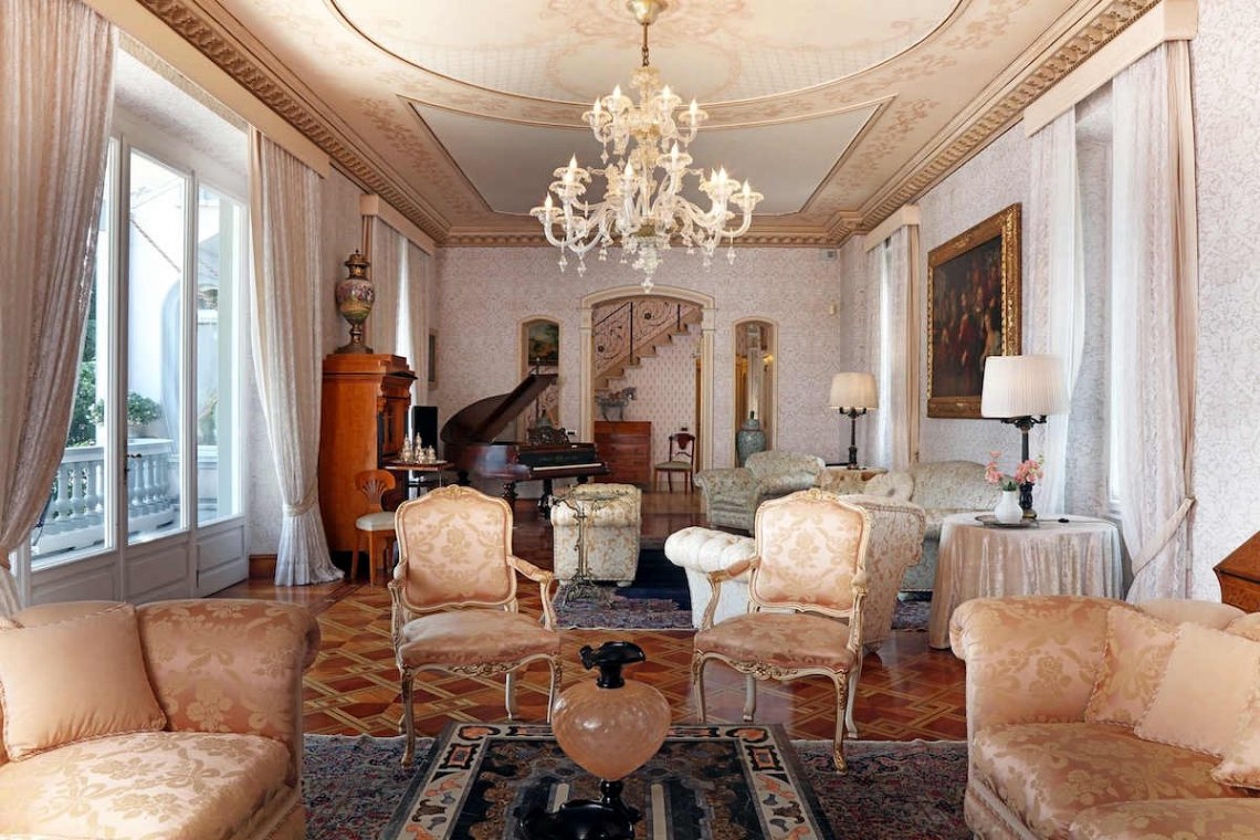Historische Villa am Gardasee zur Miete am Seeufer 13