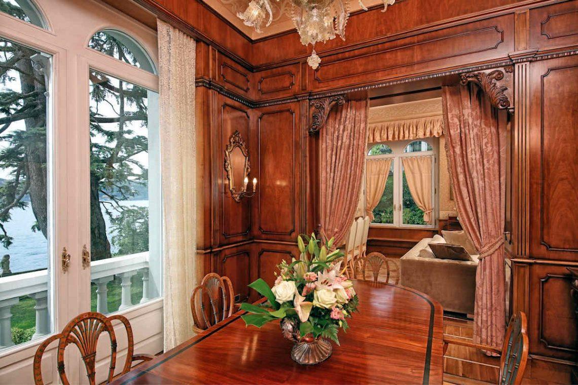 Historische Villa am Gardasee zur Miete am Seeufer 16
