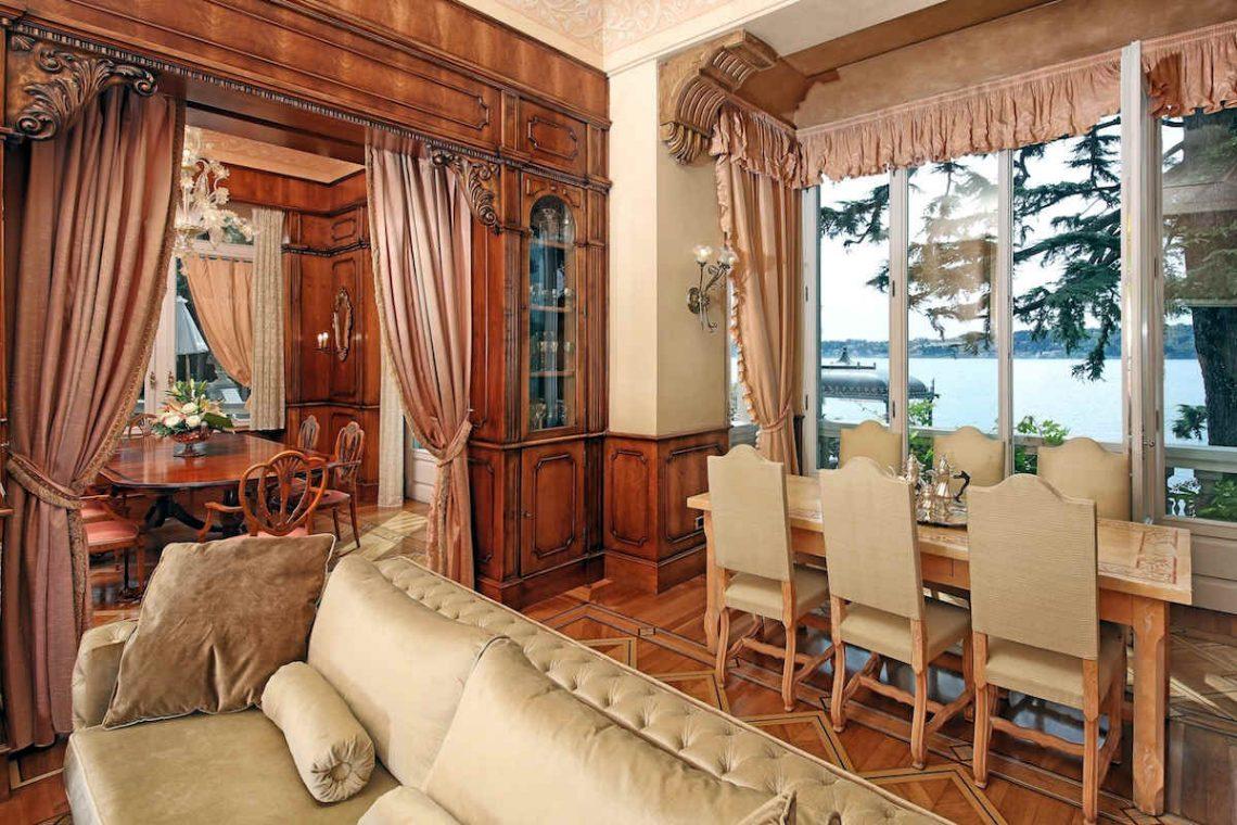 Historische Villa am Gardasee zur Miete am Seeufer 17