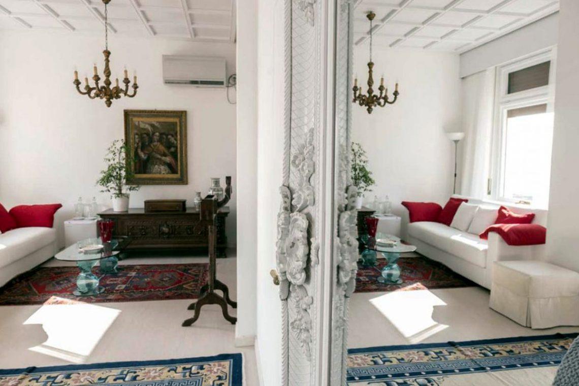 Historische Villa Gardasee zur Miete am See 16
