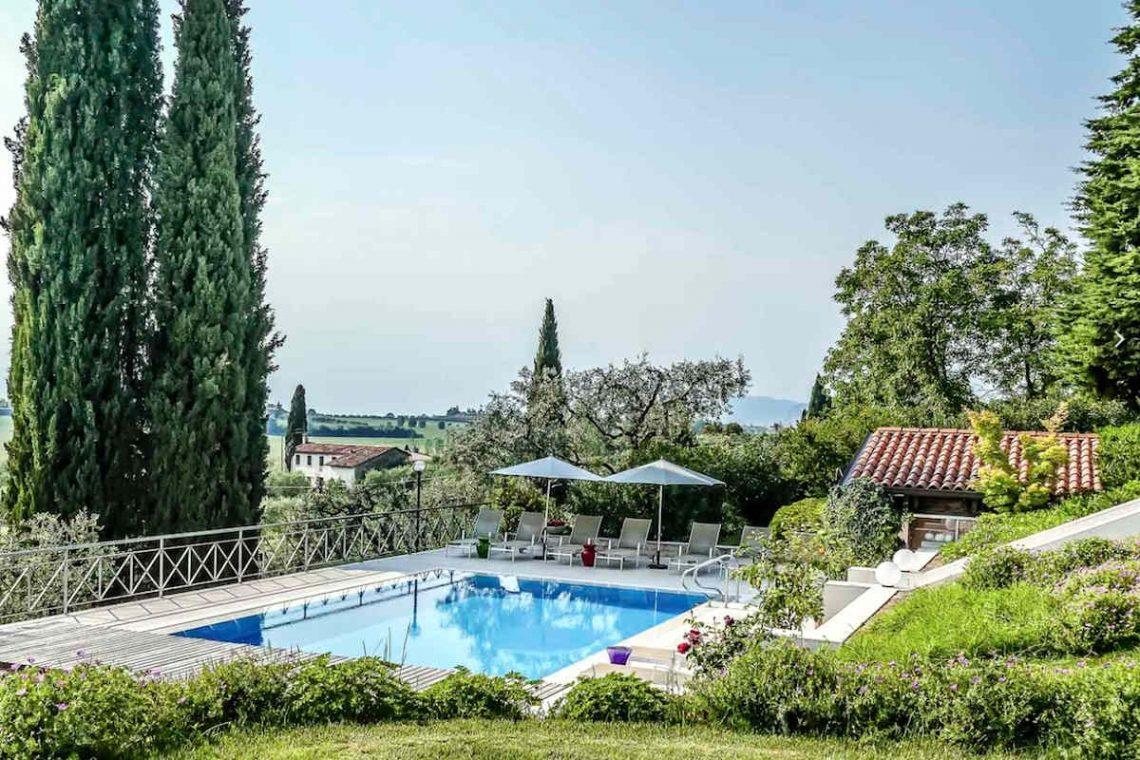 Villa Lazise zur Miete mit Panorama-Swimmingpool 03