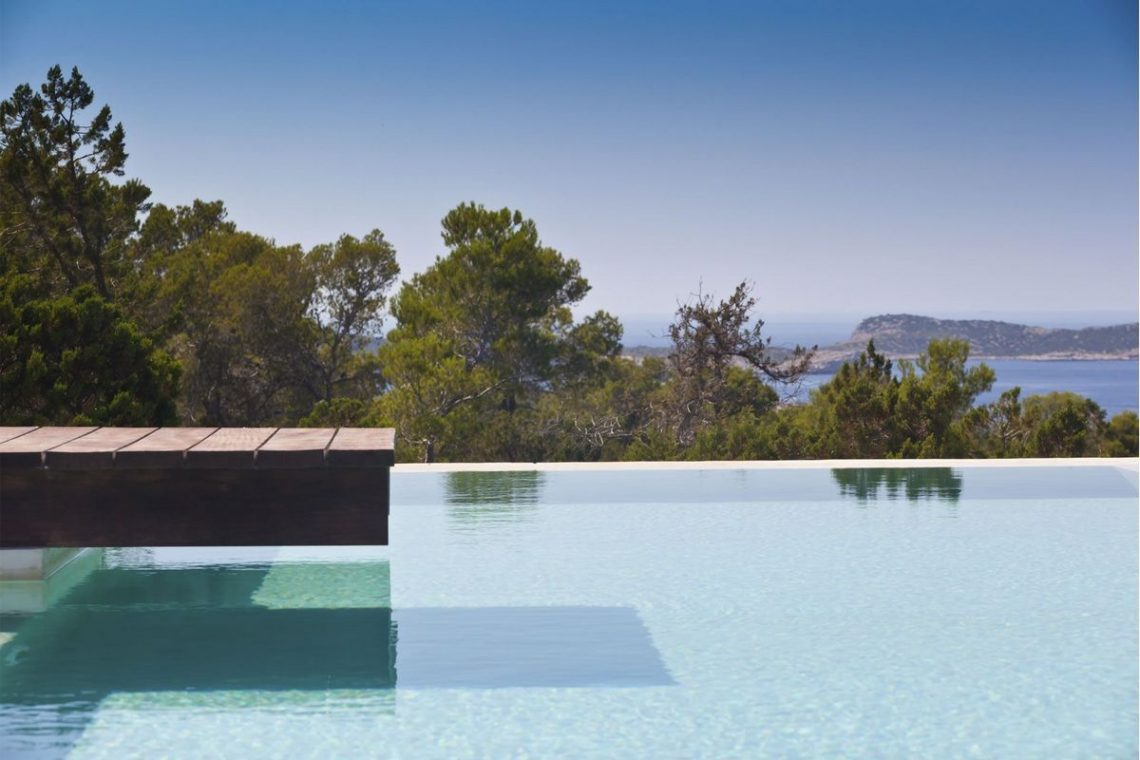 ibiza villa rent minimalist design 03