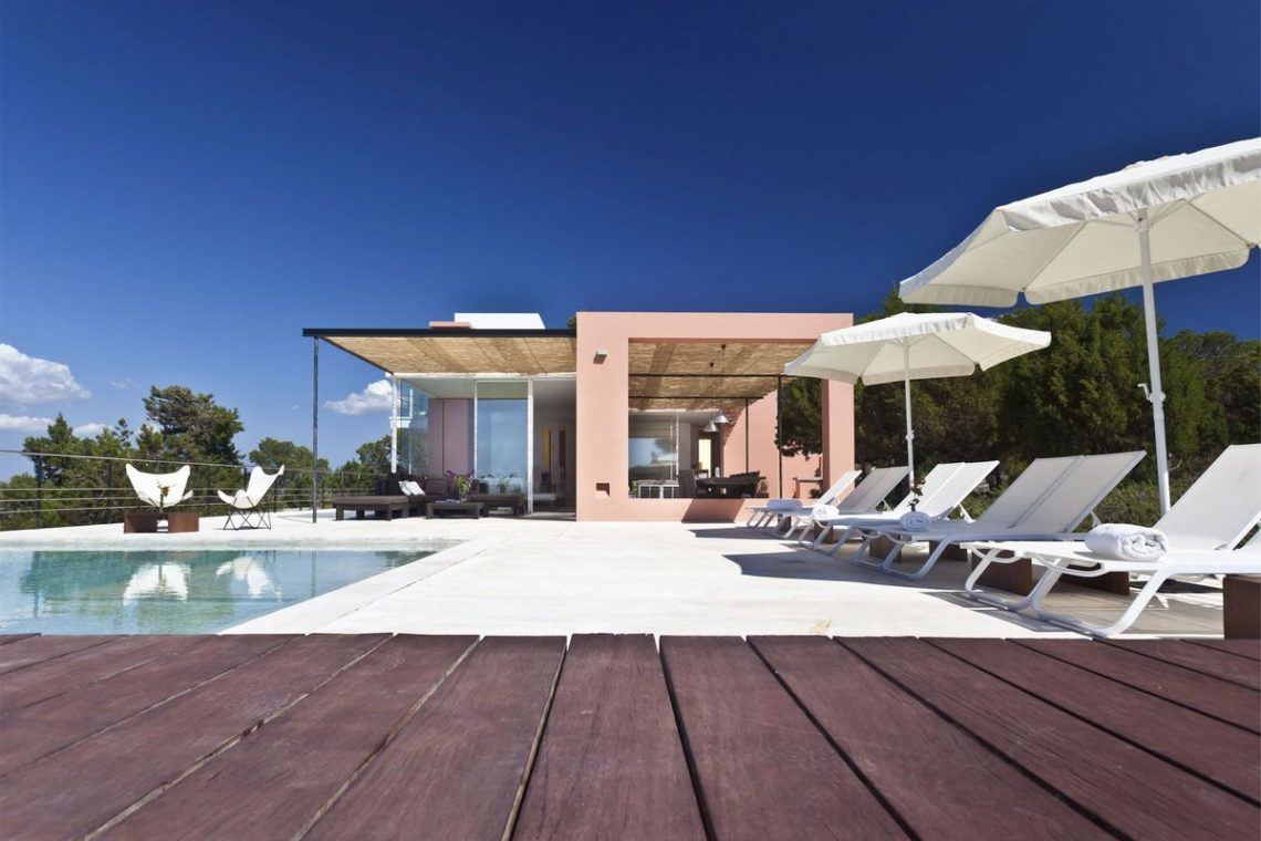 ibiza villa rent minimalist design 05