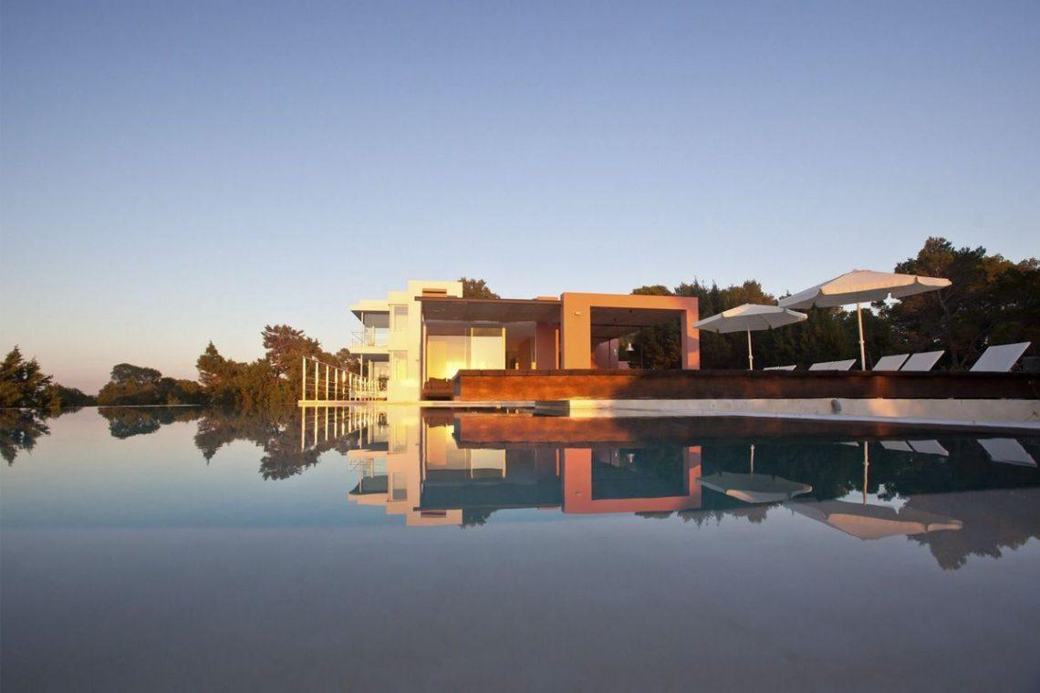 ibiza villa rent minimalist design 06