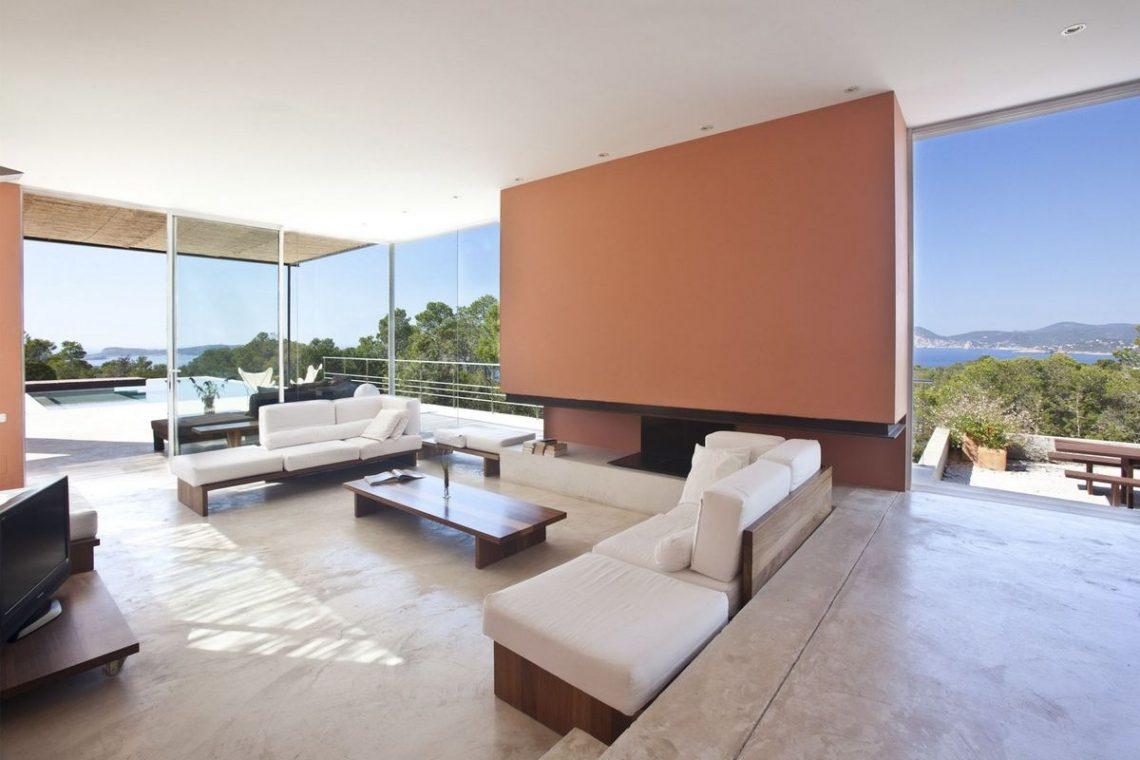 ibiza villa rent minimalist design 13