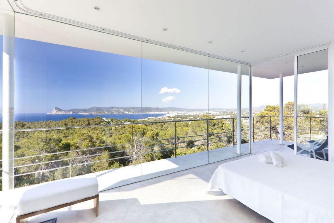 ibiza villa rent minimalist design 20