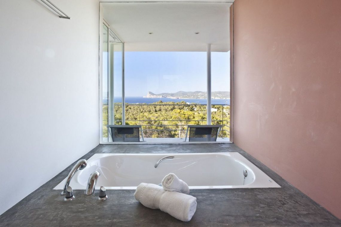ibiza villa rent minimalist design 21