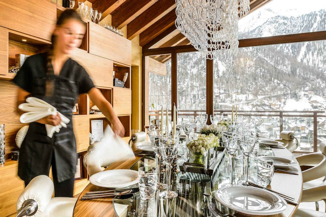 Luxury Chalet Zermat 09
