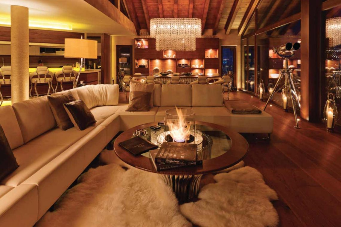 Luxury Chalet Zermat 30