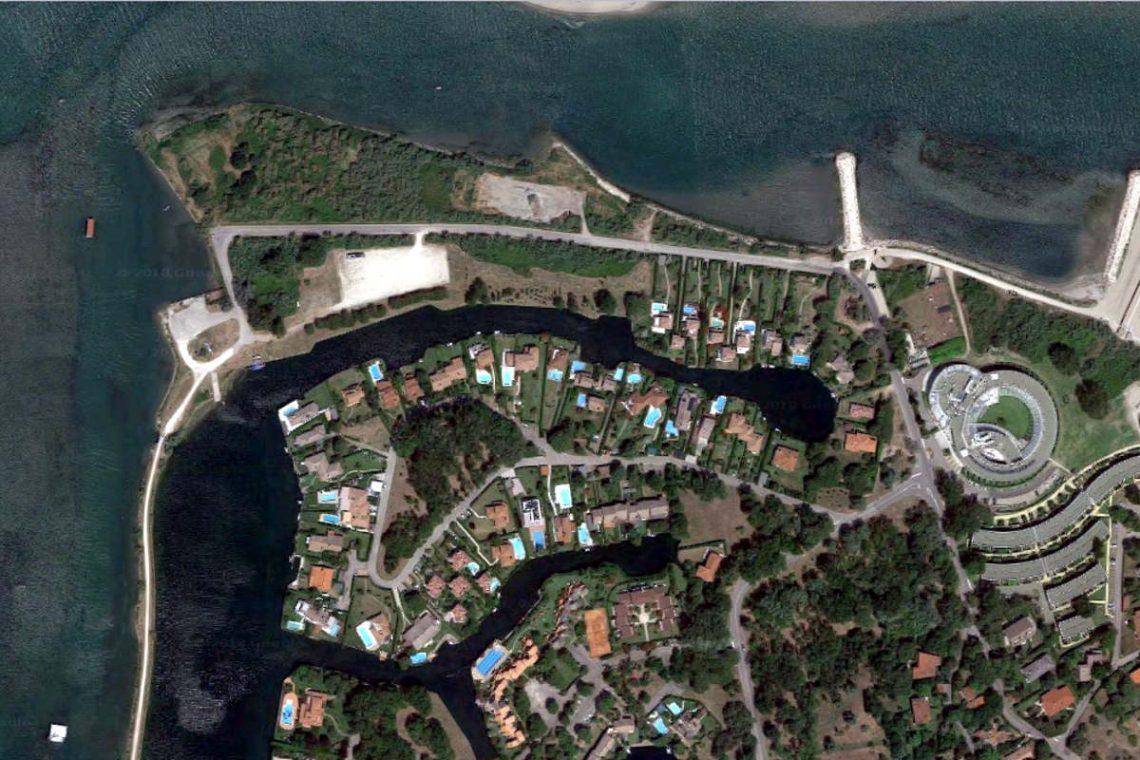 Villa ad Albarella 10