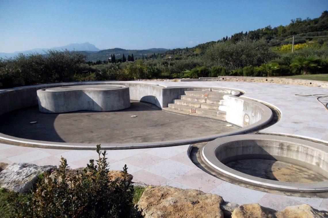 Villa in Bardolino verkauf in Panoramalage mit Seeblick 08