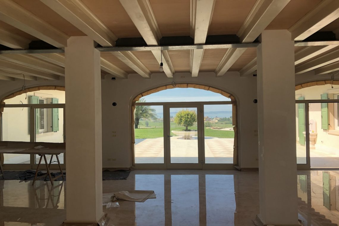 Villa in Bardolino verkauf in Panoramalage mit Seeblick 10
