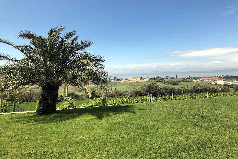 Villa in Bardolino verkauf in Panoramalage mit Seeblick