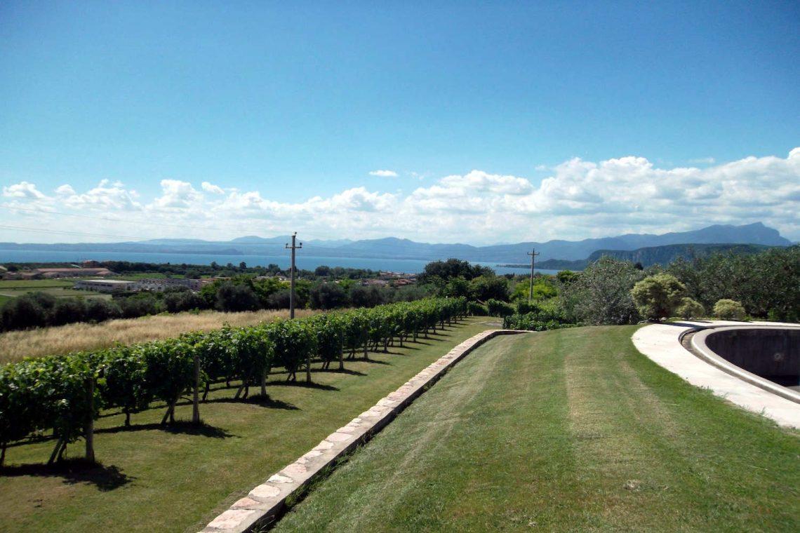Villa in Bardolino verkauf in Panoramalage mit Seeblick 26