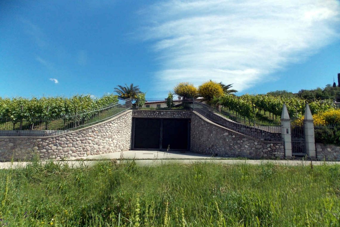 Villa in Bardolino verkauf in Panoramalage mit Seeblick 35