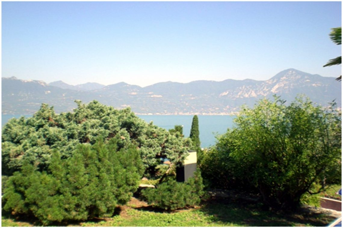 Villa Torri del Benaco mit Seeblick mit Panoramapool 03