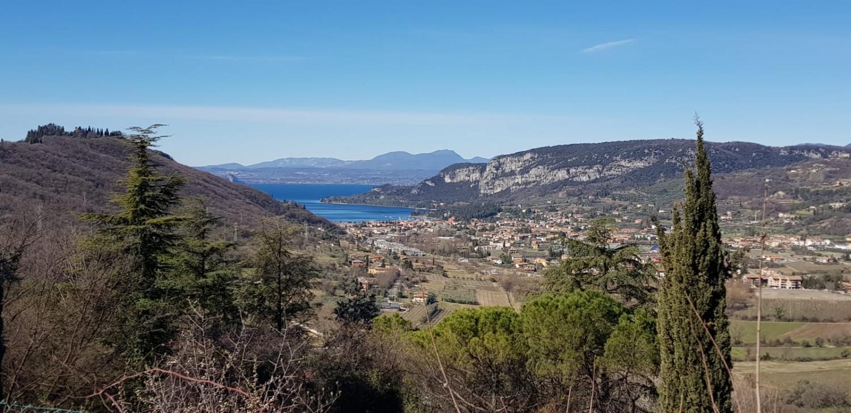 Baugrundstück Gardasee mit Panoramablick