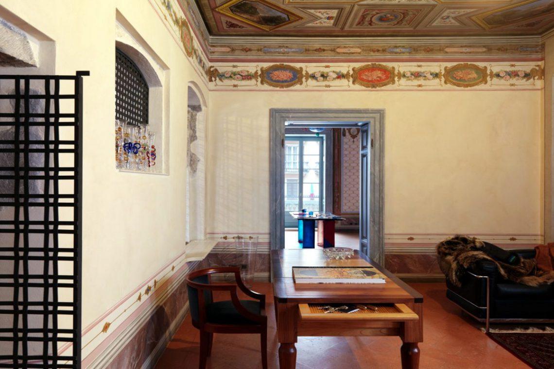 Historische Wohnung am Gardasee 08