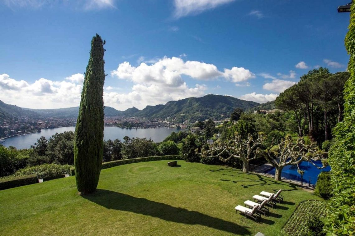 Villa am Comer See zu verkaufen 01