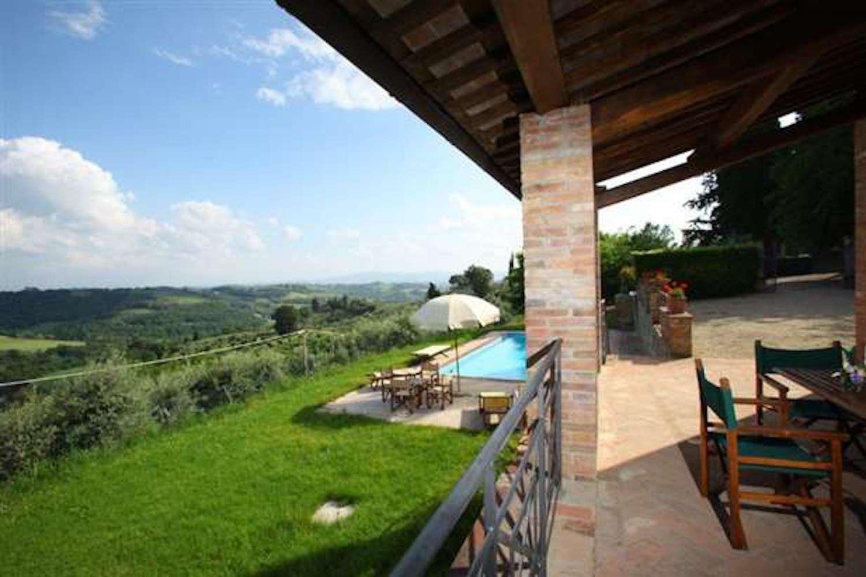 Italien, Toskana, Weingut in Chianti zu verkaufen von 300ha