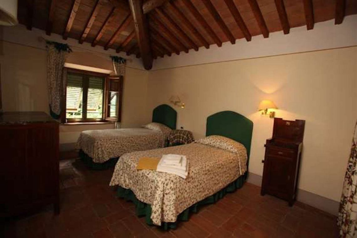 Winery in Chianti for sale 46