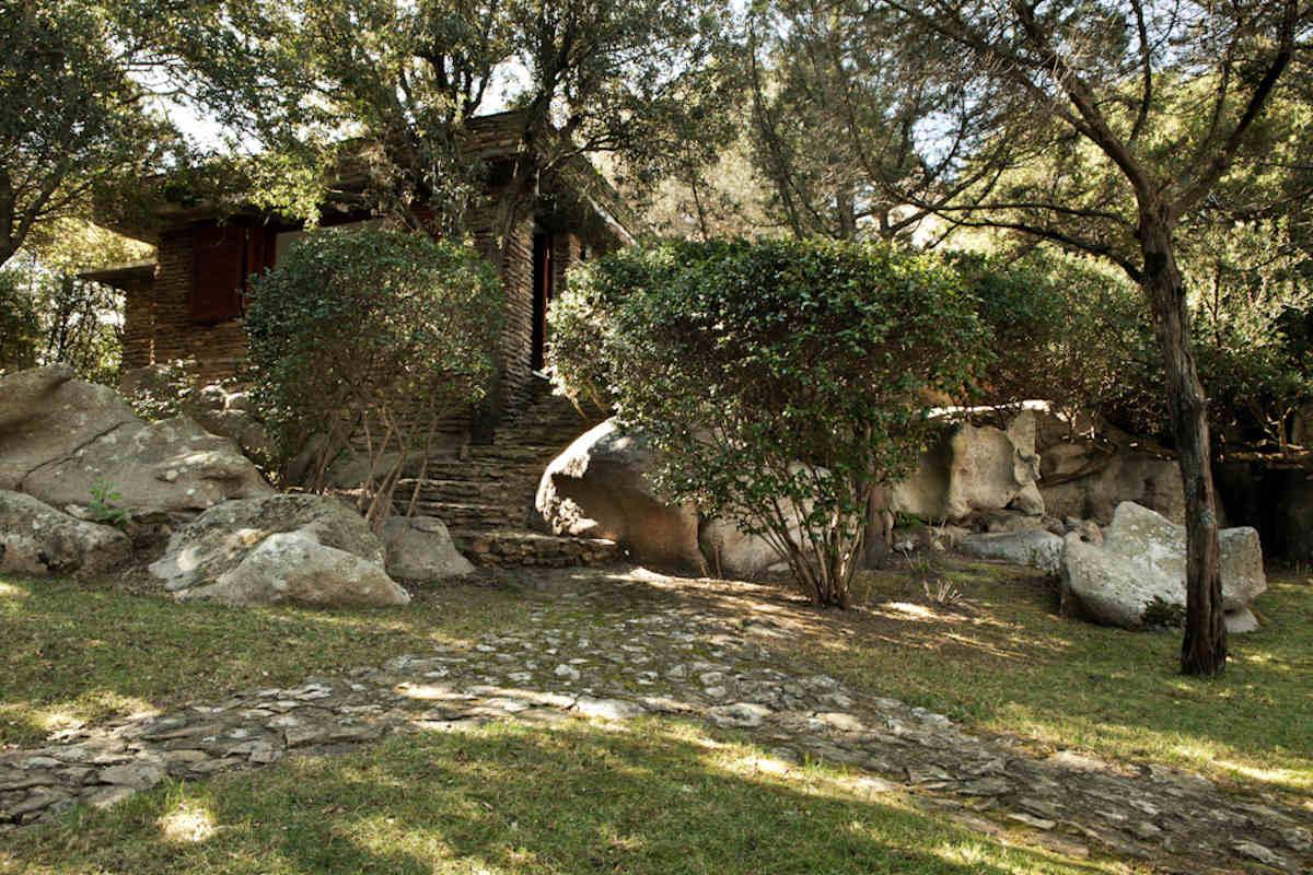 Villa in Porto Rotondo zum Verkauf mit Meerblick