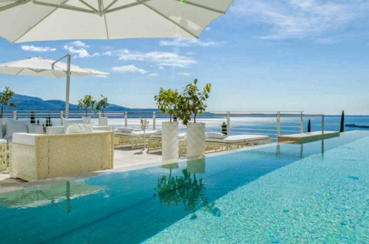 Geschützt: Villa Gardasee zur Miete in einem 5-Sterne-Luxusresort