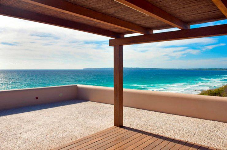Villa am Wasser Formentera mieten mit 2 pools