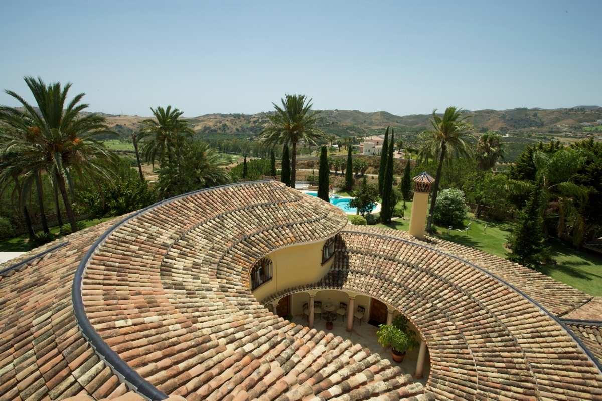 Luxushaus Marbella zum Verkauf neben Golf Club