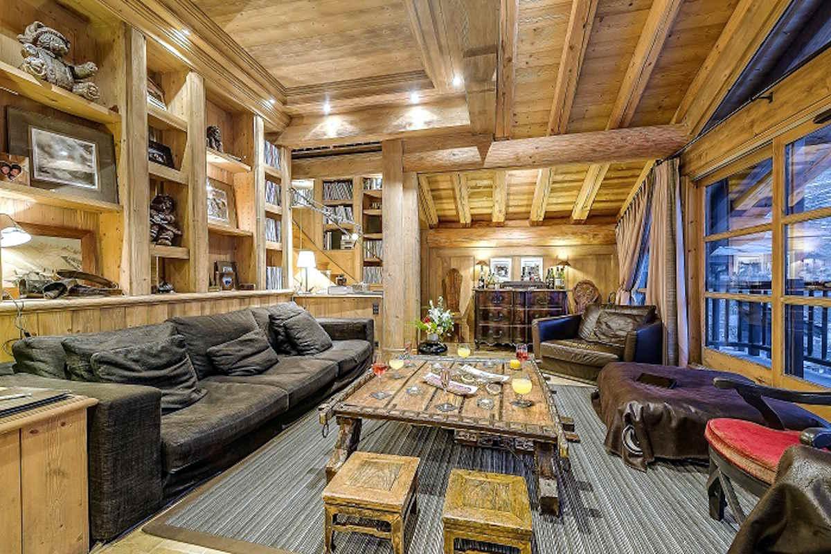 Chalet Val d'Isère zu vermieten direkt an Skipiste
