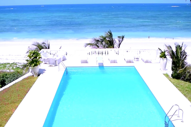 Luxusvilla am strand in Kilifi, Kenia mit meerblick